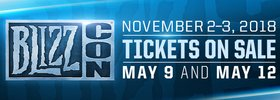 BlizzCon Is Coming this Nov 2nd-3rd + Ticket Dates!