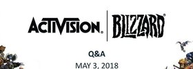 Activision Blizzard Q1 2018 Earnings Call