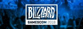 Blizzard at Gamescom 2018