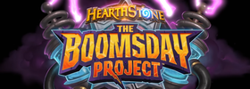 New Hearthstone Expansion Announced: The Boomsday Project [Updated]