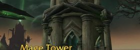 Mage Tower Challenge Removal Notice