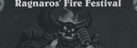 This Weeks Tavern Brawl: Ragnaros Fire Festival!