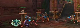 Azerite Gear Vendors Available on Battle for Azeroth Beta