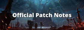 Battle for Azeroth Patch Notes