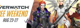 Play Overwatch Free August 23 - 27