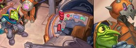 Hearthstone Digital Comic #3 - Dr. Boom: Your Own Worst Enemy