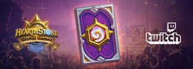 HGG Cheer: Win a Card Back, Packs & Twitch Emotes