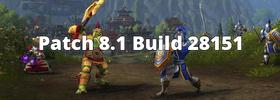 Patch 8.1 Build 28151