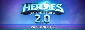 Heroes of the Storm PTR Patch Notes: November 5th