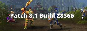 Patch 8.1 Build 28366