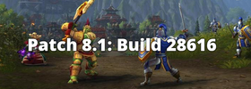 Patch 8.1: Build 28616