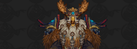 Highmountain Tauren Incarnation Moonkin Form in Patch 8.1