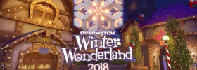 Winter Wonderland Is Here! Skins, Maps and More