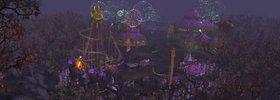 Darkmoon Faire Roller Coaster in Patch 8.1.5