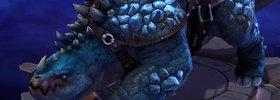 New Gold Mount: Crystalline Saddled Battle Beast