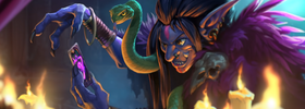 The Fortune Teller Teaser for Year of the Dragon Expansions