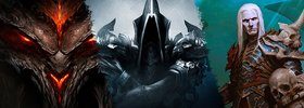 Save up to 50% Off Diablo III
