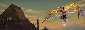 Battle for Azeroth Pathfinder Part Two Reward: Mechanical Parrot Mount