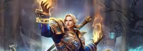 Anduin Build Guide for Heroes of the Storm