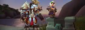 Patch 8.2: Gnome & Tauren Heritage Armor (Official Preview)
