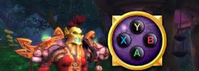 How to Play World of Warcraft With a Controller