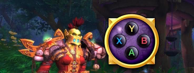 How to Play World of Warcraft With a Controller - News - Icy