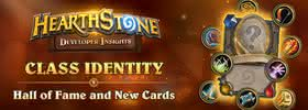 10 New Cards, Vanish & Mind Blast to Hall of Fame