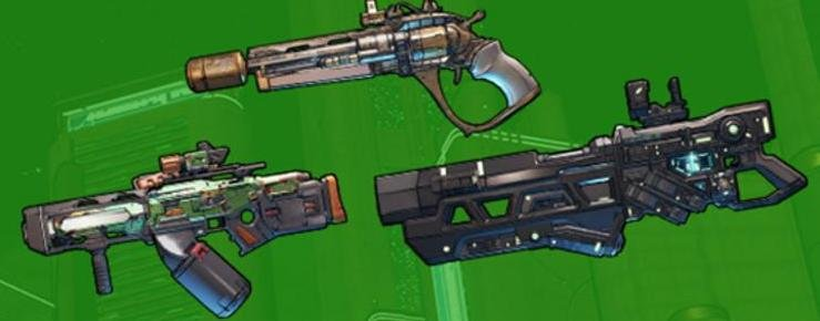 Borderlands 2 gun maker program
