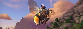 Patch 8.2.5: Honeyback Harvester & Battle Pets (Official Preview)