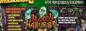 Bloody Harvest Free DLC Arrives on October 24th
