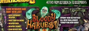 Bloody Harvest Free DLC Arrives on October 24th