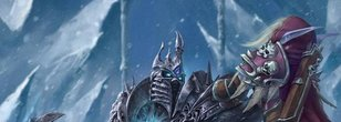 The Lich King Wins in This Alternate Shadowlands Art