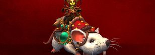 Squeakers, the Trickster Mount Now Available