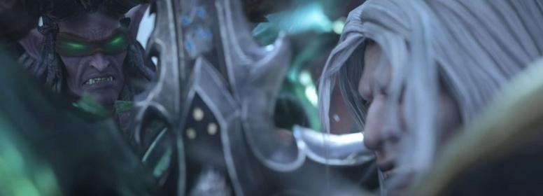 Warcraft Iii Reforged Arthas Vs Illidan Cinematic News Icy Veins