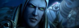 End of Fall of the Lich King Remastered Cinematic