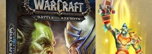 50% Off Battle for Azeroth Standard and Deluxe Editions