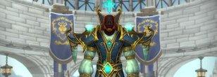 Characters Wear Fancier Armor on Creation Screen