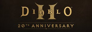 Diablo 2 20-year Anniversary Celebration with New Wings, a Diablo Bust, Videos and More!