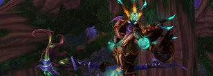 Legion Artifact Appearances No Longer Spec-Restricted in Shadowlands