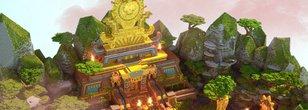 Amazingly Beautiful AtalDazar Built in Minecraft
