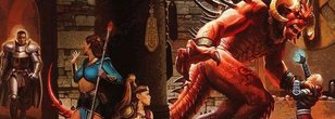 Diablo 2 4K60 Upscaled Gameplay: 4 Acts Sorceress
