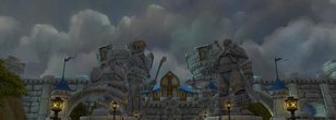 Updated Skyboxes in Old Zones with Brewfest Toy