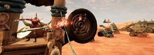 Incredible Mad Max WoW Machinima: The Barrens - Fury Crossroads