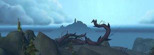 Secret Elven Island in Exiles Reach