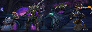 Most Popular Classes and Specs for Mythic+ in the Shadowlands Pre-Patch