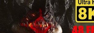 Diablo 3 Cinematics Upscaled to 8K, 48 FPS