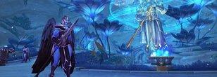 A Personal Shoulder Angel/Demon in Shadowlands