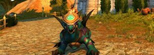 The Burning Crusade Classic Digital Edition Mount Preview