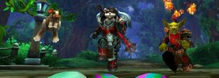 Swift Springstrider Mount Drops from Brightly-Colored Eggs!