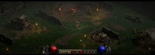 Diablo 2: Resurrected in Ultrawide 32:9, 5120x1440